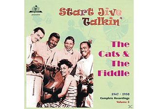 The Cats And The Fiddle - Vol.3, Complete Recordings 1947-50 - (CD)