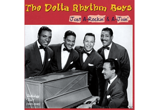 The Delta Rhythm Boys - Just A-Rockin  & A-Jivin' 1941-1946 - (CD)
