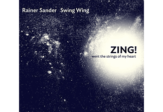 Rainer Swing Wing Sander - Zing! Whent The Strings Of My Heart - (CD)