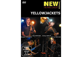 Yellowjackets - THE PARIS CONCERT [DVD]