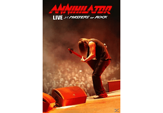 Annihilator - Live At Masters Of Rock - (DVD + CD)