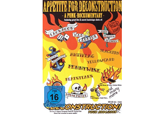 VARIOUS - Appetite For Deconstruction! (2004/2005) [DVD]