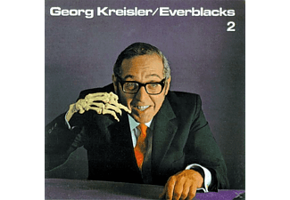 Georg Kreisler - Everblacks Vol. 2 - (CD)