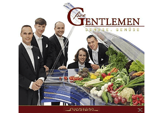 Five Gentlemen - Gemüse,Gemüse - (CD)