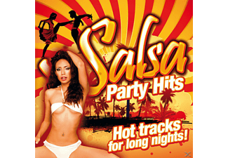 VARIOUS - Salsa Party Hits - (CD)