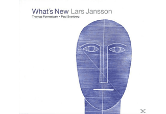 JANSSON/FONNESBAEK/SVANBERG - What's New - (CD)
