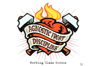 Agnostic Front, Agnostic Front/Discipline - Working Class Heroes [CD]