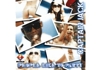 Captain Jack - PEOPLE LIKE TO PARTY - (Maxi Single CD)
