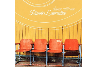 Dimitri Lavrentiev - Dance With Me - (CD)