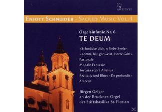 Enjott Schneider - Sacred Music Vol.4 - (CD)