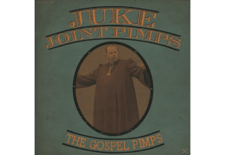 Juke Joint Pimps - Boogie The Church Down - (CD)