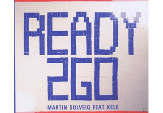 Martin Feat.Kele Solveig - Ready 2 Go - (5 Zoll Single CD (2-Track))