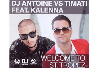 DJ Antoine, Timati, Kalenna, DJ Antoine Vs.Timati Feat.Kalenna - Welcome To St.Tropez - (5 Zoll Single CD (2-Track))