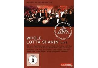 The Rock Hall Jam Band, Rock And Roll Hall Of Fame - RRHOF - WHOLE LOTTA SHAKIN - (DVD)
