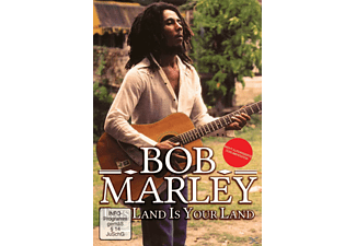Bob Marley - This Land Is Your Land - (DVD)