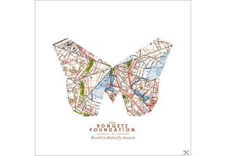 The Rongetz Foundation - Brooklyn Butterfly Session [CD]