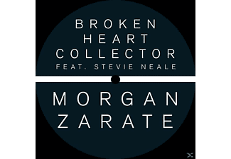 Morgan Zarate - Broken Heart Collector EP - (Vinyl)