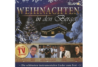 VARIOUS - Weihnachten In Den Bergen [CD]