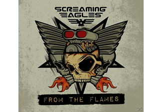 Screaming Eagles - From The Flames - (CD)