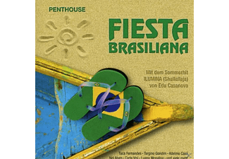 VARIOUS - Fiesta Brasiliana - (CD)