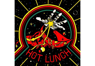 Hot Lunch - House Of Whispers - (EP (analog))
