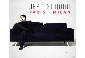 Jean Guidoni - Paris-Milan [CD]