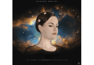 Princess Chelsea - The Great Cybernetic Depression - (LP + Download)