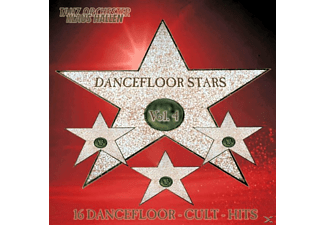 Klaus Tanzorchester Hallen - Dancefloor Stars Vol.4 - (CD)