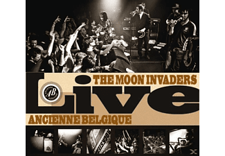 The Moon Invaders - Live At The Ab Club - (CD)