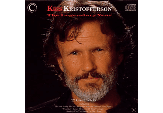 Kris Kristofferson - The Legendary Years [CD]