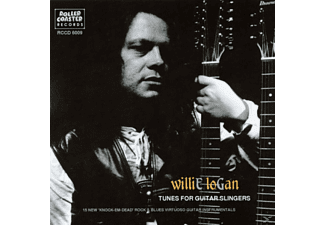 Willie Logan - Tunes For Guitar Slingers - (CD)