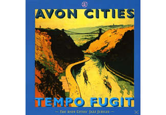 Avon Cities Jazz Band - Avon Citites - Tempo Fugit - (CD)