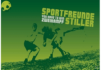 Sportfreunde Stiller - YOU HAVE TO WIN ZWEIKAMPF (RE-RELEASE) [CD]