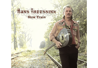 Theessink Hans - Slow Train [Vinyl]
