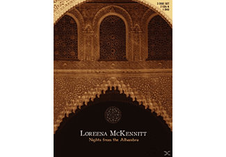 Loreena McKennitt - Nights From The Alhambra - (DVD + CD)
