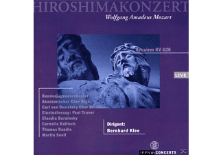 Chöre/solisten/klee Bjo - Requiem KV 626 - (CD)