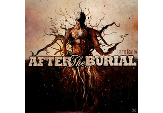 After The Burial - Rareform - (CD)