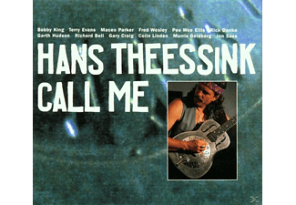 Theessink Hans - Call Me [CD]