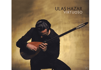 Ulas Hazar - Virtuoso - (CD)