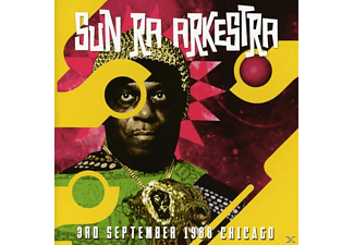 The Sun Ra Arkestra - 3rd September 1988 Chicago - (CD)
