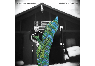Portugal. The Man - American Ghetto - (Vinyl)