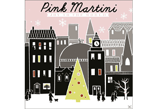 Pink Martini - Joy To The World [CD]