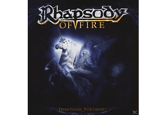Rhapsody Of Fire - From Chaos To Eternity - (Vinyl)