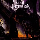 Metal Inquisitor - Unconditional Absolution (CD) - broschei