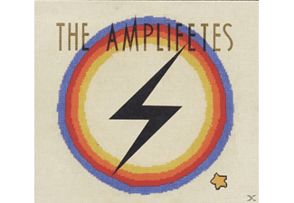 The Amplifetes - The Amplifetes [CD]