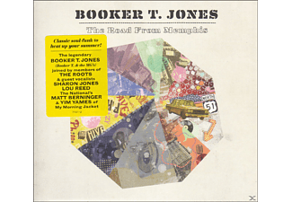 BOOKER T. Jones - The Road from Memphis - (CD)