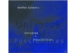Steffen Schorn - Universe Of Possibilities - (CD)