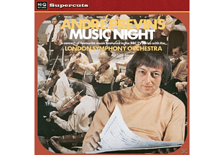 André Previn, London Symphony Orchestra - Andre Previn's Music Night - (Vinyl)