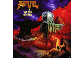 Anvil - Worth The Weight-Rerelease - (Vinyl)
