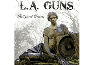 The L.a.guns - Hollywood Forever - (Vinyl)